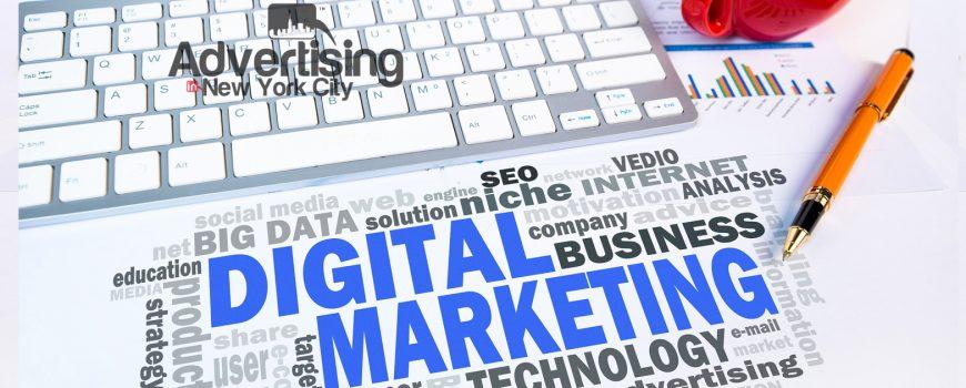 Digital Marketing Online Advertising in NYC